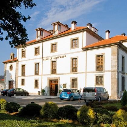 Gift Voucher de Circuito Termal no hotel Palacio de la Madalena