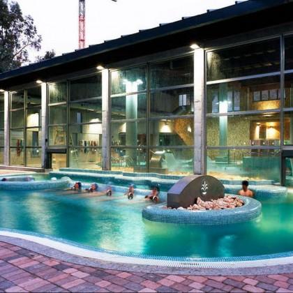 Escapada Termalium de Una Noche Hotel León en Balneario de Archena