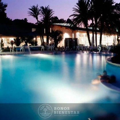 Bono Regalo de Acceso al Spa Piscinas Termales del Balneario de Archena
