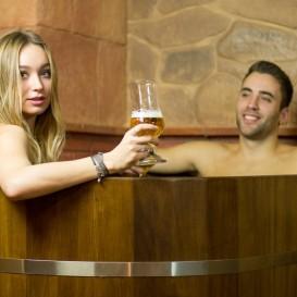 Circuito Beer Spa en Pareja en el Beer Spa Alicante