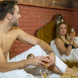 Circuito Beer Spa con Masaje en Pareja en el Beer Spa Granada