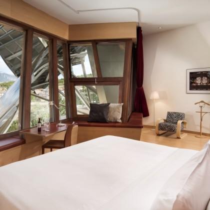 Bono Alojamiento en Deluxe Spa Wing en Marques de Riscal