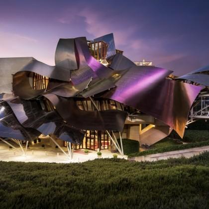Bono Alojamiento en Gehry Suite en Marques de Riscal