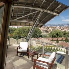 Bono Alojamiento en Gehry Suite en Hotel Marques de Riscal