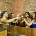 Circuito Beer Spa para Estudiantes en el Beer Spa Granada