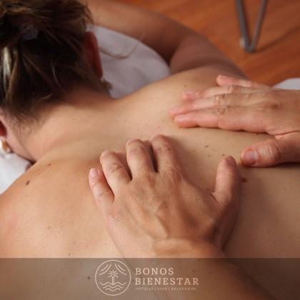 Voucher Massagem Exclusivity em Spa Meliá Atlanterra