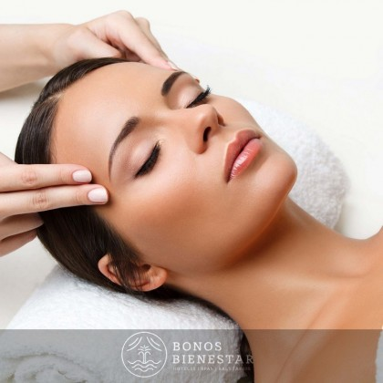 Bono Regalo de Oxigenación e Hidratación Facial en el Spa Granada Palace