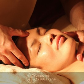 Voucher de Drenagem Linfatica Facial no Spa Five Senses Granada