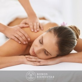 Voucher Massagem Aromatica no Spa Five Senses Granada