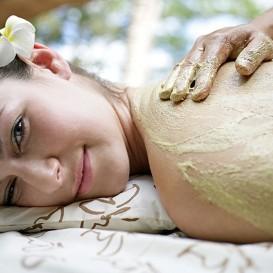 Bono Regalo de Masaje Esencias Naturales Parcial en el Spa Five Senses Granada