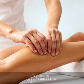 Voucher Massagem Anticelulite Completa no Spa Catalonia Granada