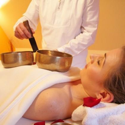 Bono Regalo de Tratamiento Shanara con Cuencos Tibetanos en el Spa Five Senses Granada