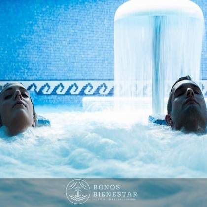 Bono Talaso Paradise en hotel Gran Talaso Sanxenxo