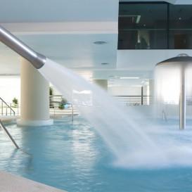 Circuito Ocean en el Spa Aqua Center Benidorm del hotel Deloix
