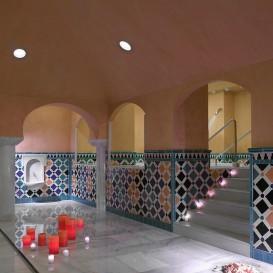 Circuito Real da Alhambra nos Banhos Arabes Palacio de Comares