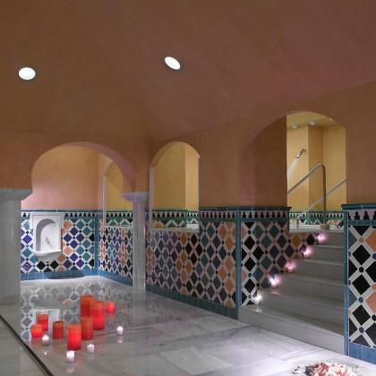 Bono Regalo de Ritual Chocolate en Pareja en Baños Árabes Palacio de Comares