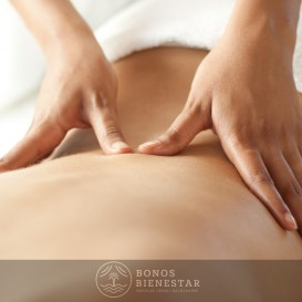 Bono Regalo Deep Tissue Massage en SH Valencia Palace Calm&Luxury Premium
