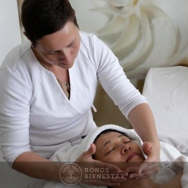 Facial Soin Sublime Light en Calm&Luxury Premium SH Valencia Palace