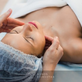 Facial Soin Regimen Skin a Calm&Luxury Premium Spa
