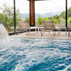 Regalo Agua y Sabor en Hosteria de Torazo Asturias