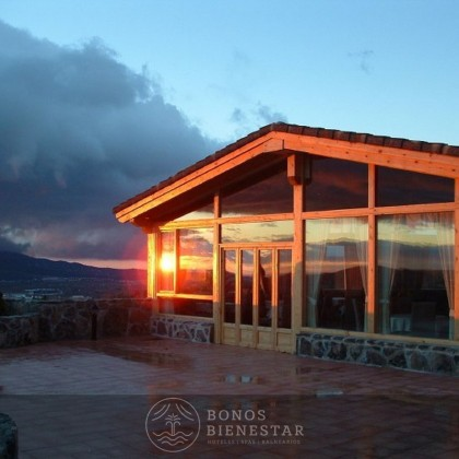 Regalo Escapada Romantica en BlueSense Sierra de Madrid