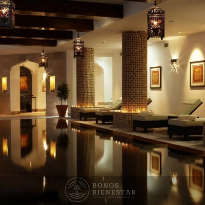 Bono Spa+ Nomad en Intercontinental Mar Menor Golf Resort & Spa