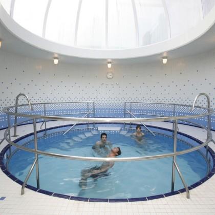 Bono regalo Templo del Agua en el hotel Balneario de Puente Viesgo
