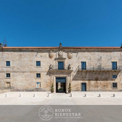 Voucher SPA no Eurostars Monumento Monasterio de San Clodio Hotel & Spa