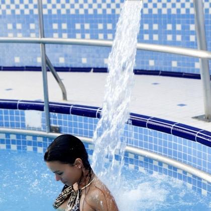 Voucher presente Relax em Casal no Balneario Puente Viesgo