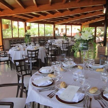 Vale-presente Almoço e Jantar no Restaurante do Balneario Cervantes em Ciudad Real