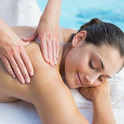 Voucher Massagem Geral de Relax no Balneario Cervantes