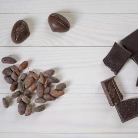 Envoltorio de Chocolate Menta no Hotel Parque de Balneario Termas Pallares