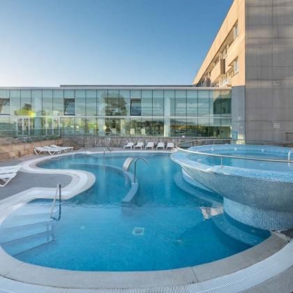 Presente de Massagem Relaxante Geral no Hotel Eurostars Isla de La Toja