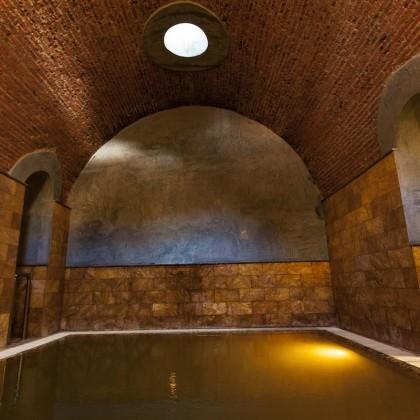 Regalo Masaje Bajo Ducha en Balneario de Graena en Granada