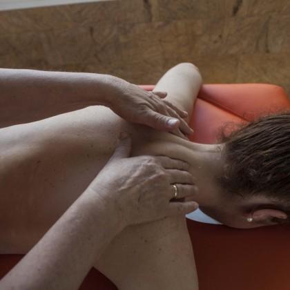 Voucher presente de Massagem Geral de Relax no Balneario de Graena em Granada