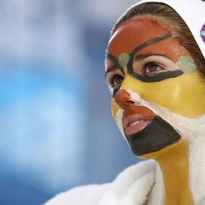 Presente de Rebalanceamento Facial no Balneário de Lierganes em Cantabria