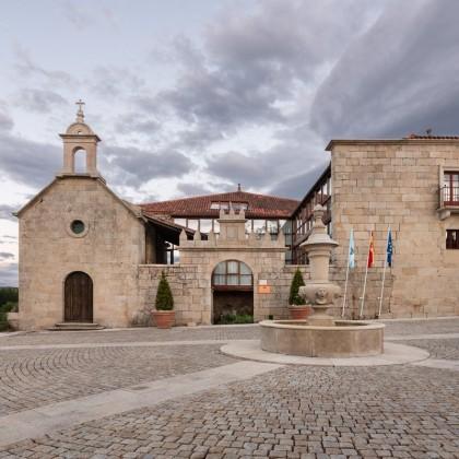 Voucher Sessao de Spa no Hotel Eurostars Pazo de Sober