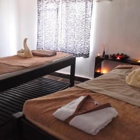 Voucher Massagem Relaxante Para Dois no hotel Congreso SPA