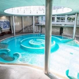 Regalo 2 Horas Niño Palacio del Agua en el Balneario de Mondariz