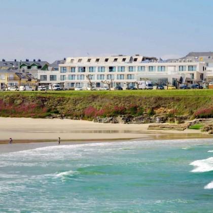 Circuito Termal con Alojamiento en el Hotel Oca Playa de Foz