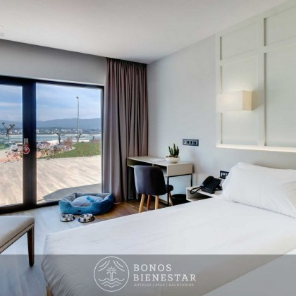 Regalo Experiencia Especial Uva en el Hotel Oca Playa de Foz en Lugo