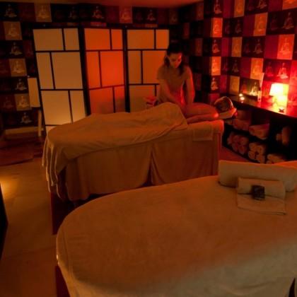Voucher Massagem com Pedras Quentes no Candle Spa do Hotel Porta do Sol