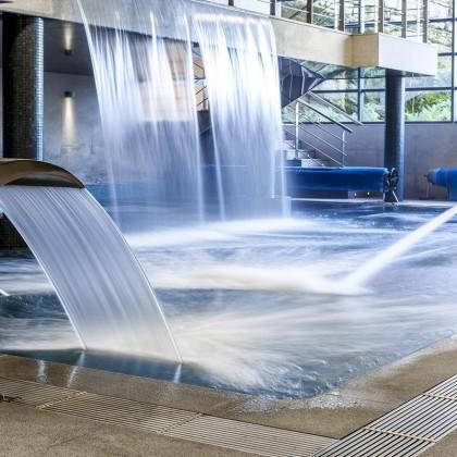 Vale Oferta Acesso ao Circuito Aquático para crianças no Hotel Oca Vila de Allariz