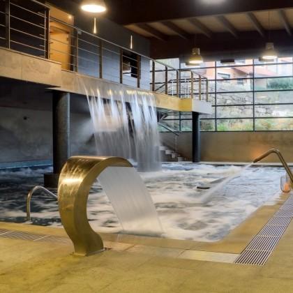 Bono Regalo de Acceso al Circuito Acuático para niños en el Hotel Oca Vila de Allariz
