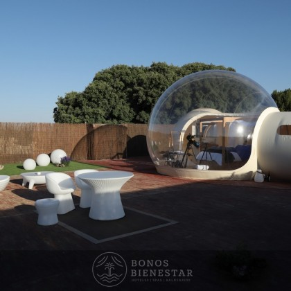 Bono Regalo de Experiencia Zielo Mercurio en Hotel Zielo Las Beatas
