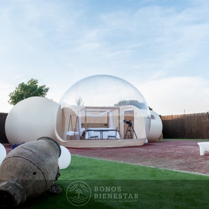 Voucher Presente Experiencia Zielo Marte no Hotel Zielo Las Beatas