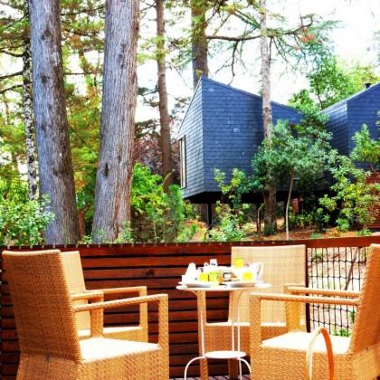 Gift Voucher Eco House Deluxe em Pedras Salgadas SPA Nature Park