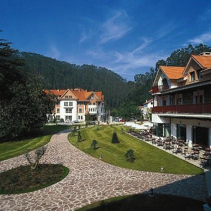 Voucher Presente Especial para Ele no Hotel Balneario Puente Viesgo