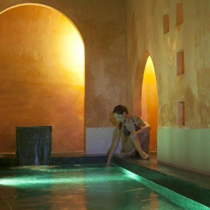 Bono de Menu Relajante en Balneario de Lanjaron