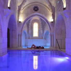 Escapada Termal com Massagem em Castilla Termal Monasterio de Valbuena